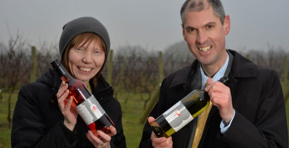 Brexit Could Put the Fizz into UK's Wine Industry says University of Northampton Expert