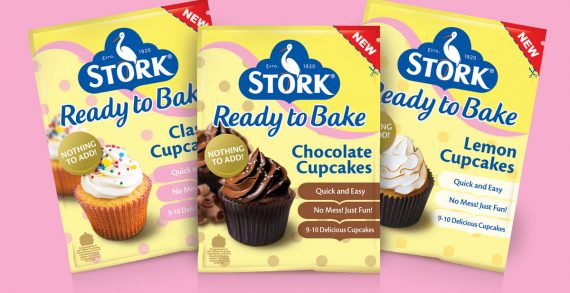 "Stork Launches New ""Ready to Bake"" Mixes to Make Baking Simple"