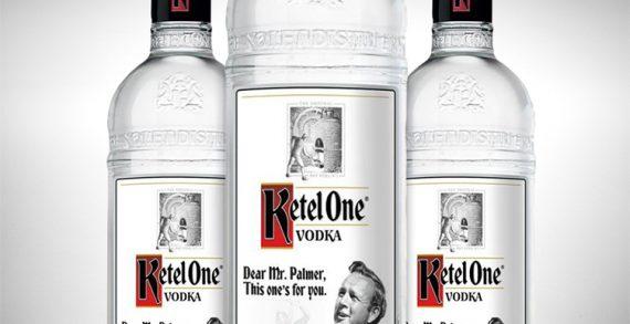 "Ketel One Vodka Unveils their ""Arnold Palmer Collector's Edition"" Bottle"