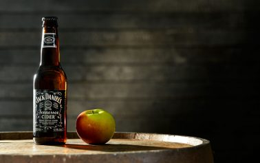 Jack Daniel's Launches Tennessee Cider in the UK with Design by Midday