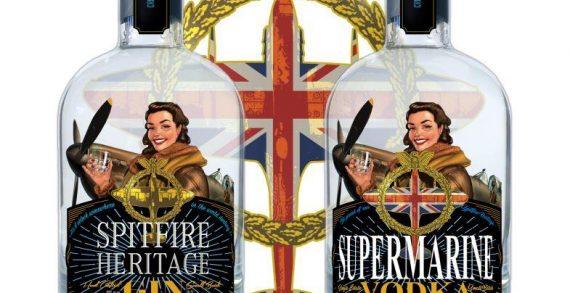Meet Spitfire Heritage Gin's Sister: New Supermarine Vodka