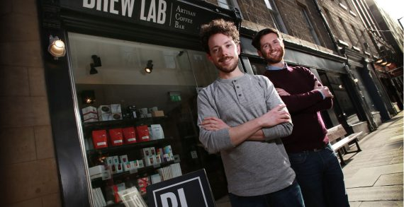 Boom in Demand Sees Edinburgh Duo Forge a New Kind of Coffee Culture