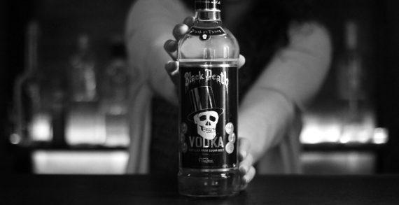 Iconic Black Death Vodka Resurrected in New York