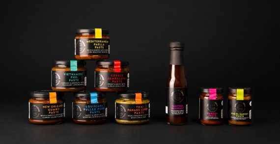 Robot Food Serves up Exciting New Sauce Range for Creative Cook