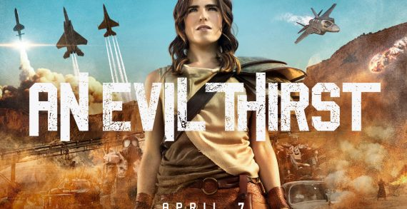 Karla Souza Stars in a Fake Movie for Pereira & O'Dell and Ciel