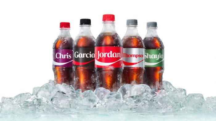 """""""Share a Coke"""" Returns with More Names, More Flavours and More Ways to Enjoy Ice-Cold Summer Refreshment"""