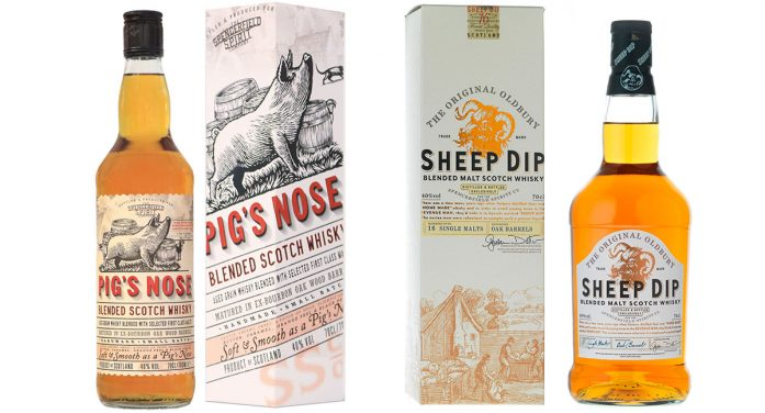 Ian Macleod Distillers Unveil New Look for Blended Whiskies