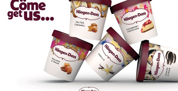 Häagen-Dazs Revamps to 'Evolve with the Times'