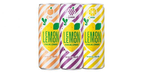 PepsiCo's Lemon Lemon Arrives in the US Just in Time for Summer