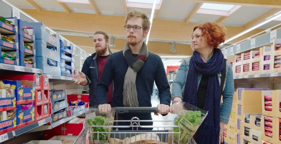Lidl Gets Up Close and Personal in New Gogglebox-Style Campaign