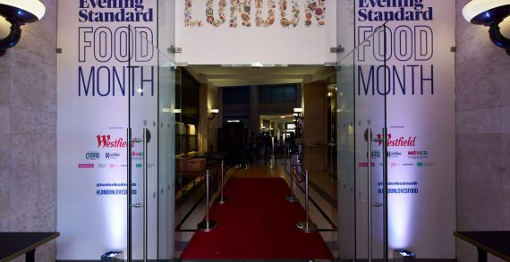 London Food Month Launches with Star-Studded Party at Bankers Hall