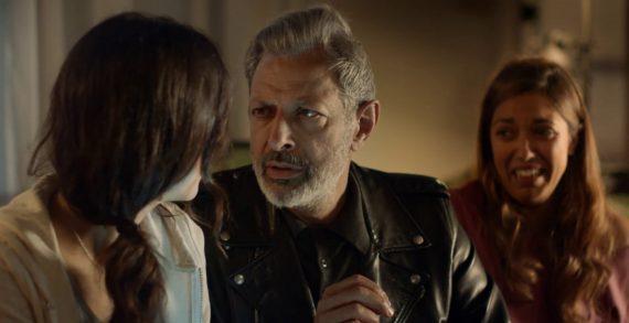 Jeff Goldblum tells Aussies 'Less Talk, More Eat' in New Menulog Campaign