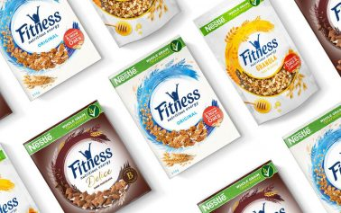 Cereal Partners Worldwide Rebrands its FITNESS Breakfast Cereals Range with FutureBrand