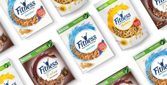 Cereal Partners Worldwide Rebrands its FITNESS Breakfast Cereals Range with FutureBrand
