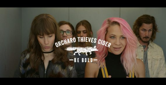 Orchard Thieves and Rothco Launch Innovative Reversible Commercial