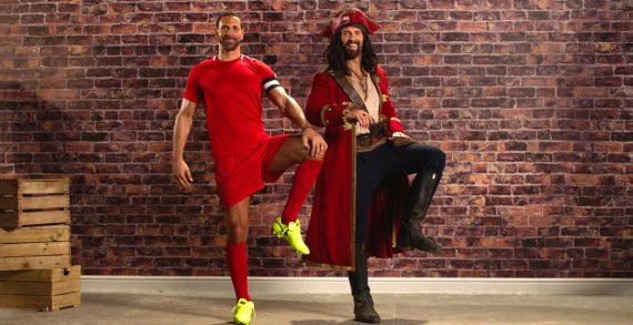 Captain Morgan Makes Rio Ferdinand a Captain Again to Launch New Global Campaign