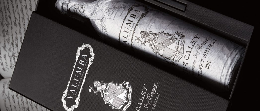 Inaugural Release of Yalumba's Most Prestigious Wine, with Design by Denomination