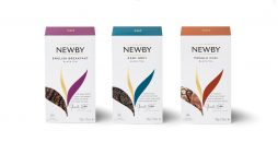 Newby Teas Comes to Sainsbury's for the First Time
