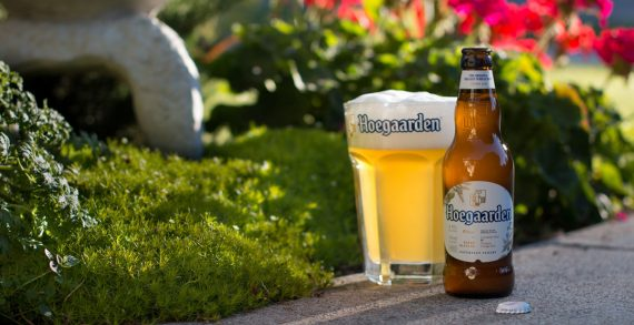 Hoegaarden's New Global Pack Design Hits the UK