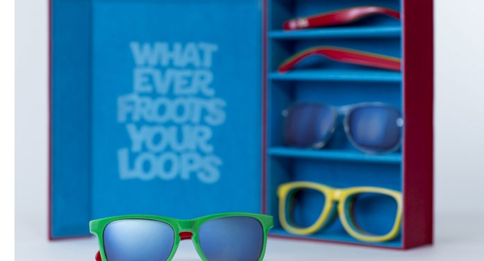 Kellogg's Froot Loops and Neff Serve up Shades as Colourful as Toucan Sam