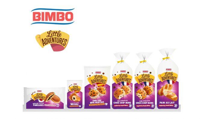 Grupo Bimbo Launches in UK Retail with New Little Adventures Range