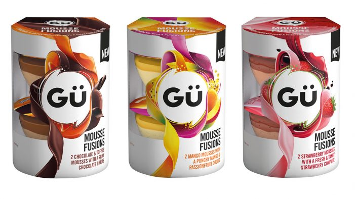 Gü Shakes up the Dessert Aisle with the Launch of New Mousse Fusions