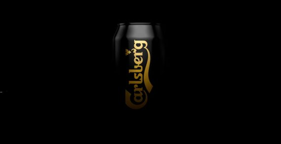 Carlsberg Black Gold Pilsner is Back in Black as Part of Kontrapunkt's Redesign
