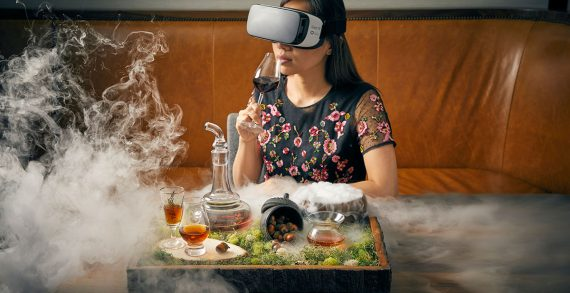 The Macallan Teams with Baptiste & Bottle for an Exclusive VR Cocktail Experience