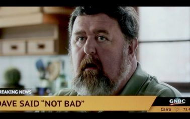 Dave Says Pie was 'Not Bad' in the Latest 'Good Different' Ad from ALDI Australia