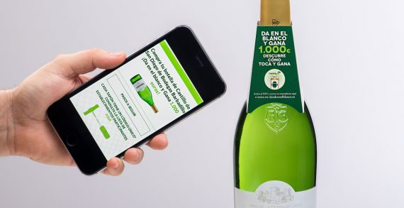 Spanish Winemaker Barbadillo Rolls out NFC Promotion with Thinfilm