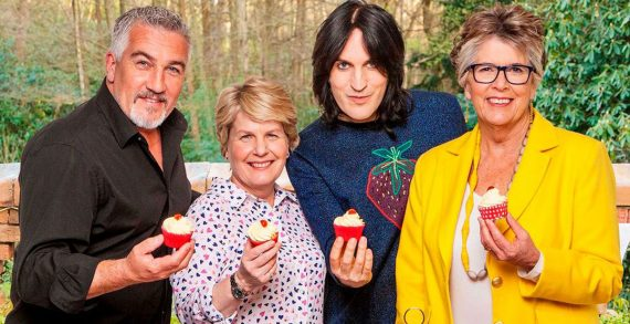 Lyle's Golden Syrup and Dr. Oetker to Sponsor The Great British Bake Off