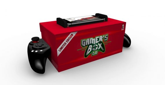 KFC Makes Limited Edition Game Controller Out of its To-Go Chicken Box