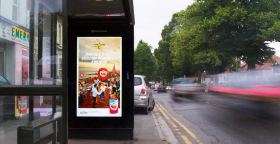 SanPellegrino Brings Italian Lifestyle to the UK with Location & Weather Triggered DOOH Campaign