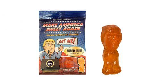 IT'SUGAR Looks to 'Makes America Sweet Again' with New 3D-Printed Trump Gummies