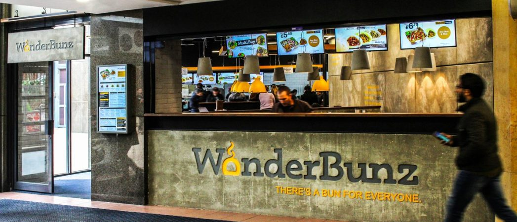 Pure Designs New Fast Food Brand Wonderbunz