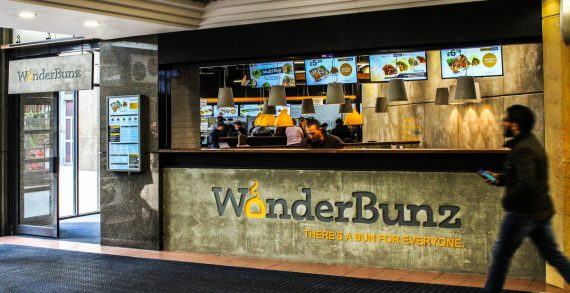 Pure Designs New Fast Food Brand Wonderbunz