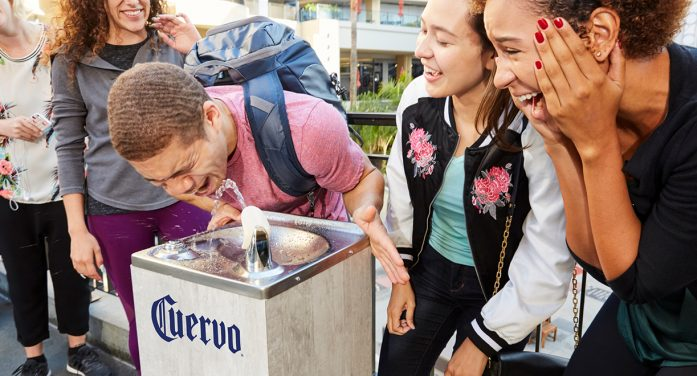 CP+B and Jose Cuervo Get the Party Started by Turning Water into Tequila