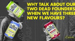 Britvic Puts 'Lemons Over History' in New R. White Campaign by 101
