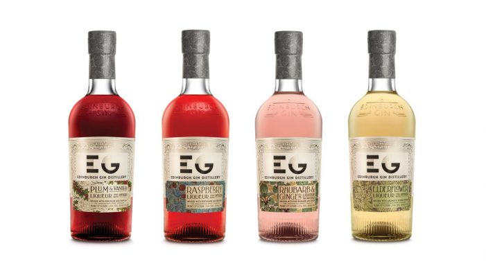 Edinburgh Gin Unveils New Look for Bestselling Fruit Gin Liqueur