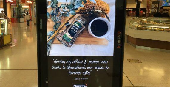 Nestlé Launches New OOH Campaign in Australia for Nescafé Gold Organic