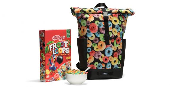 "Timbuk2 Creates The Perfect Bag For ""Whatever Froots Your Loops"""