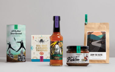 & SMITH Brands Liberty London's New Food Range