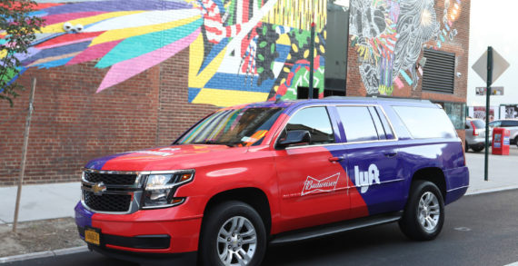 "Budweiser Expands ""Give A Damn"" Safe Rides Campaign to Offer 150,000 Round-Trip Lyft Rides"