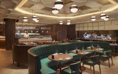 DesignLSM Create the Interiors for Galvin's Second Restaurant Offering in Dubai's City Walk 2