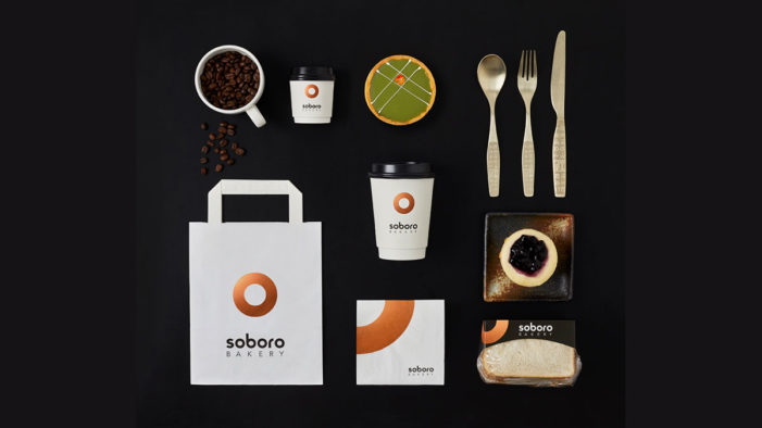 Parker Williams Creates Soboro Bakery Packaging and In-Store Communications