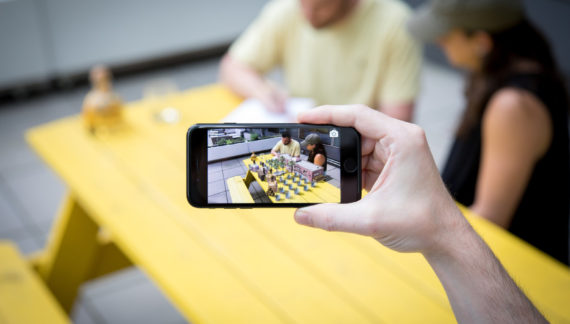 Patrón Tequila Unveils 'The Patrón Experience,' a Hand-Held AR Innovation