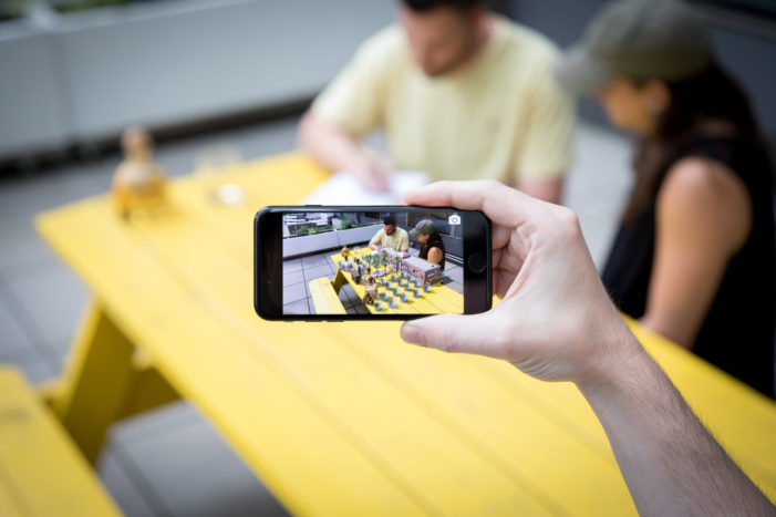 Patrón Tequila Unveils 'The Patrón Experience,' a Hand-Held AR Innovation