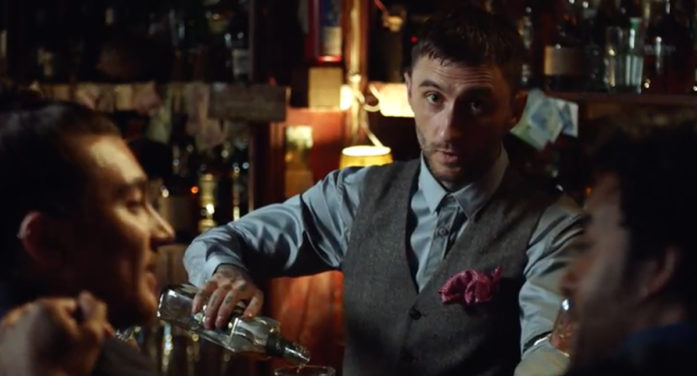 No Irish Need Apply for This Wholesome Tullamore D.E.W. Whiskey Campaign