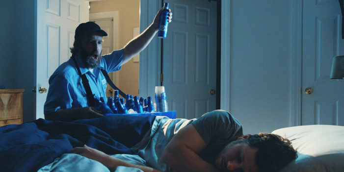 Bud Light Imagines What It Would Be Like To Have Your Own Personal Beer Vendor