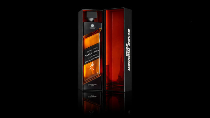 Johnnie Walker Releases Whisky of the Future, Inspired by Blade Runner 2049